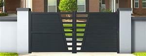 Portail 3 Metres : quelle ouverture pour un portail de 3 m tres ~ Premium-room.com Idées de Décoration