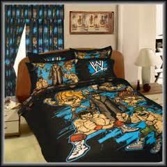 wwe bedroom decor