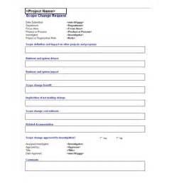 Excel Form Templates Change Request Form Template Excel Images