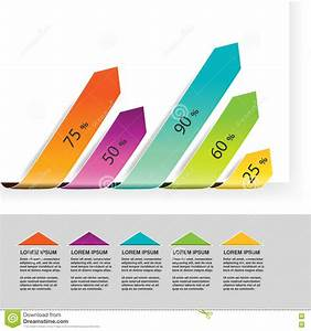 Elements Infographics  Diagram With Arrows  Simple