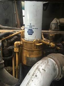 Cat 3116 Fuel System Bleeding