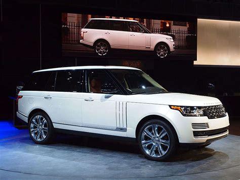 2014 Land Rover Range Rover Long Wheelbase Lwb Preview