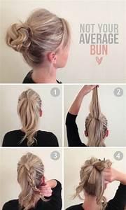 Tuto Coiffure Cheveux Court : tuto coiffure cheveux fins ~ Melissatoandfro.com Idées de Décoration