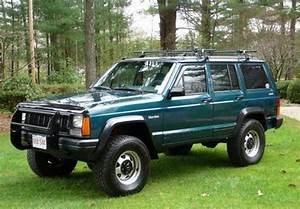 1995 Jeep Grand Cherokee Xj Workshop Service Repair Manual