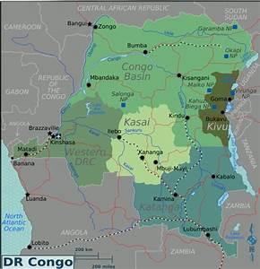 Vorwahl 243 : landkarte demokratische republik kongo ~ Orissabook.com Haus und Dekorationen