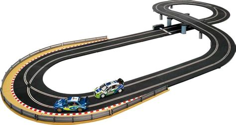 discontinued  scalextric rally pro championship