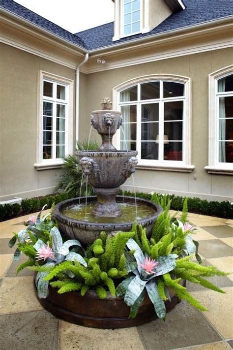 Springbrunnen Für Terrasse by Springbrunnen F 252 R Die Terrasse Gestaltungsideen Houses