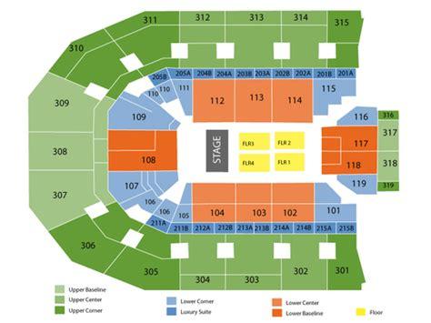 john paul jones arena seating chart charlottesville va