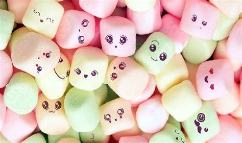 Cute Marshmallow Wallpapers - impremedia.net