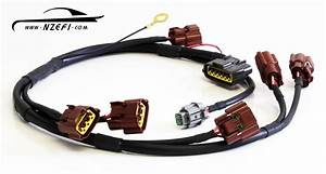 Nissan Skyline R33 S1 Coil Harness - Rb25det