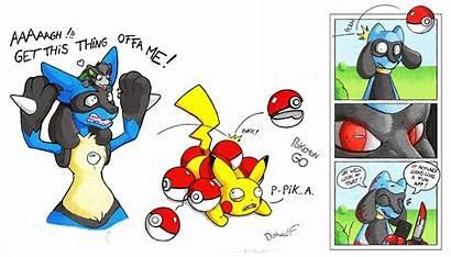 Pokemon Stuff Ef Danwolf Weasyl