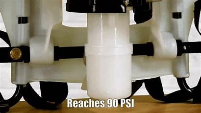Piston Pump Demonstration Pumps Pressure Buyers Sprayers