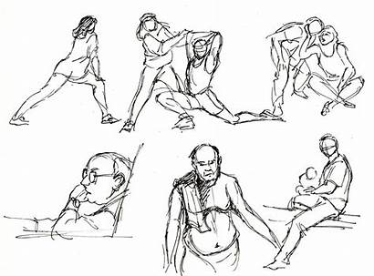 Sketches Quick Drawings Things Beginner Animation Animators
