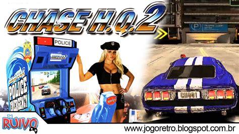 Chase H.q. 2 Arcade Dump (taito Type X2) Pc Gameplay