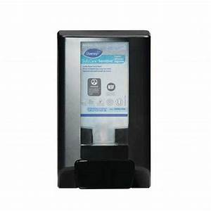 Intellicare Manual Dispenser Ii  Black