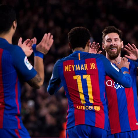 Barcelona Schedule 2017-18: La Liga Fixtures Released ...