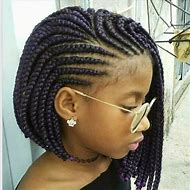 Braids for Black Women Bob Hairstyles
