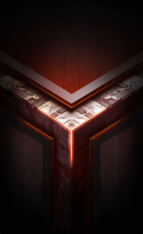 asus rog phone stock wallpaper