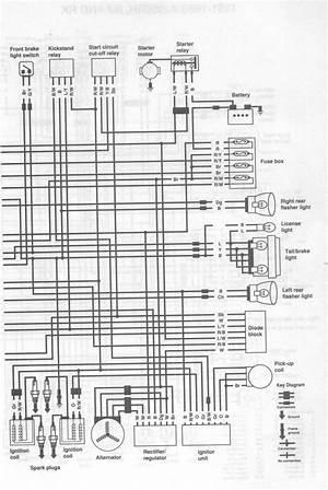 1983 Yamaha Xj 750 Wire Diagram 3630 Archivolepe Es