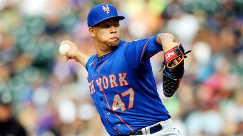 Hansel Robles of New York Mets banned three games for ...