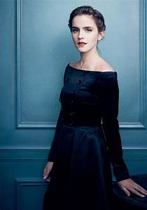 Emma Watson - The Hollywood Reporter Russia 2017