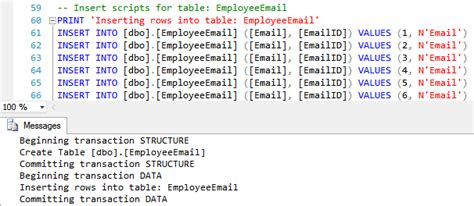 sql insert into new table sql server bulk copy and bulk import and export techniques