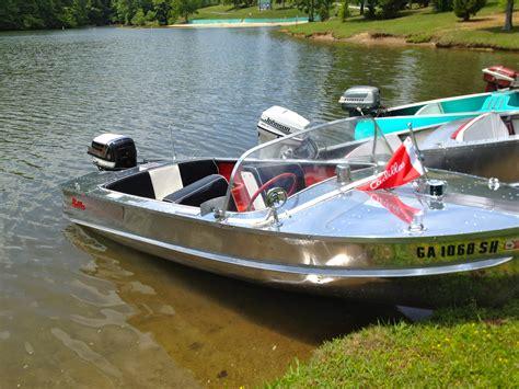 Aluminum Boats Made In Texas by Cadillac Boats