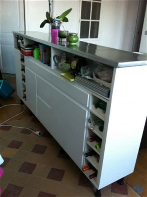 meuble cuisine bar meuble cuisine