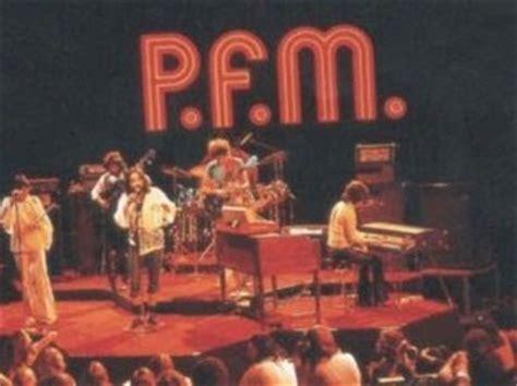 il banchetto pfm pfm per un amico 1972 s classic rock