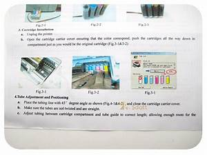 Epson R230 Continue Inking Supply System  Ciss   100ml 6