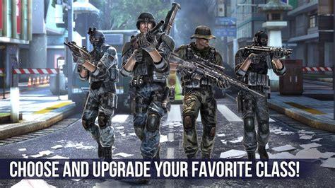لعبة modern combat 5 blackout متاحة بشكل رسمي للأندرويد