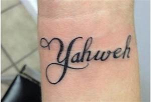 Hebrew Tattoo Images & Designs