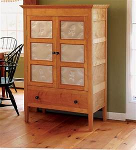 Build a Pie Safe - FineWoodworking