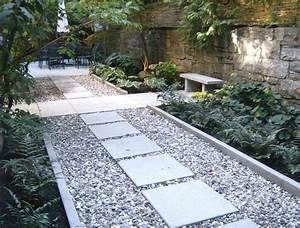 39 best dalles sur gravier et terrasse beton images on With lovely allee de jardin en galet 10 allee et terrasse bois