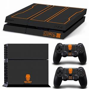 A Look At Various Call Of Duty Black Ops 3 PS4 Console