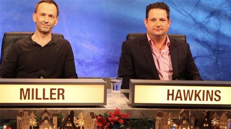 Chris Hawkins, Weatherman Nick Miller