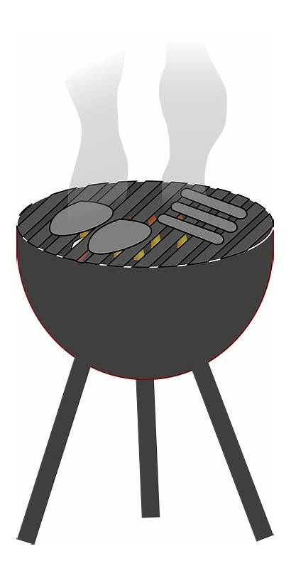 Grill Barbecue Fire Charcoal Clip Grilling Cooking