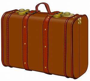 Free to Use & Public Domain Suitcase Clip Art