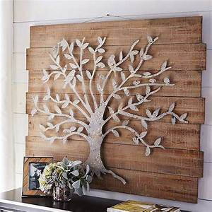 Unique Pallet Wall Art Ideas and Designs - Gallery Gallery