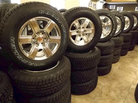 Tires And Rims « Windmill Truck Caps, Tonneaus, Tires & Rims