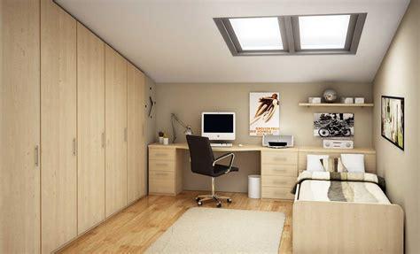 habitaciones  dormitorios juveniles muebles modernos
