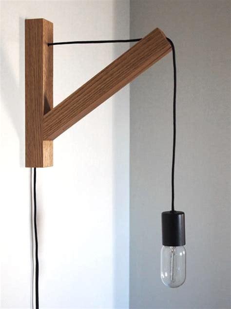 pendant light wall bracket lighting high low bracket light remodelista