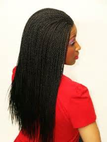 Senegalese Twists Gallery