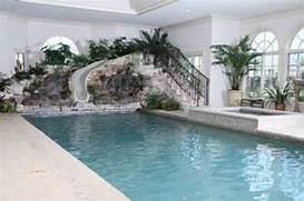 Swimming Pools On Pinterest Indoor Pools Swimming Pools And Pools Indoor Swimming Pool Designs Home Designing Indoor Swimming Pool Design Ideas For Your Home Creative Pool