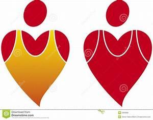 Heart Health (vector) Royalty Free Stock Photos - Image ...
