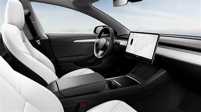 Tesla Interior China Wheel Steering Heated Gets
