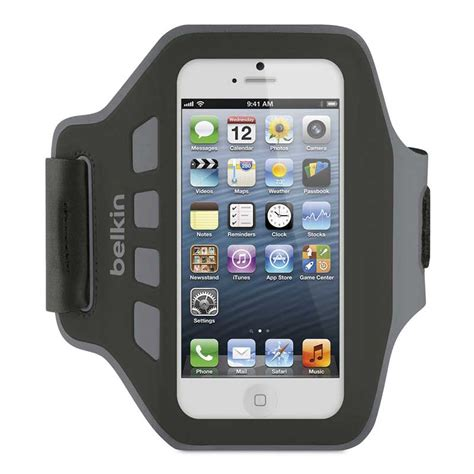 cell phone armband belkin easefit armband for iphone 5 5s 5c