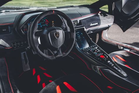 lamborghini centenario coupe interior hd cars