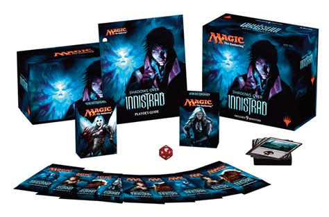 shadows over innistrad packaging magic the gathering