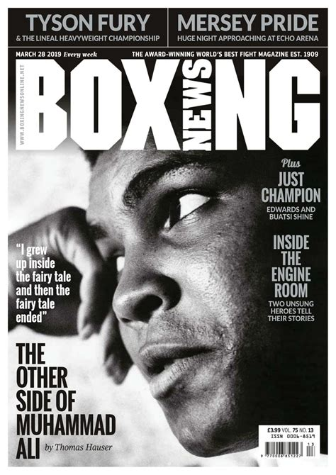 Boxing News-March 28, 2019 Magazine - Get your Digital ...